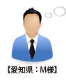愛知県M様