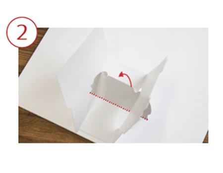 A3パネルの組み立て方法手順2