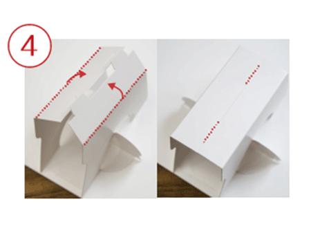 A3パネルの組み立て方法手順4