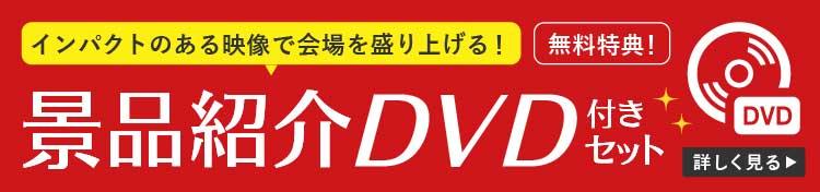 景品紹介DVD